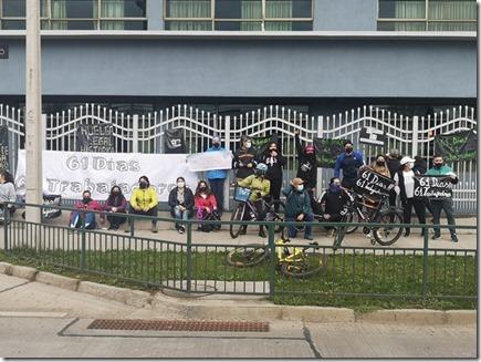Manifestación Sindicato LCH 03