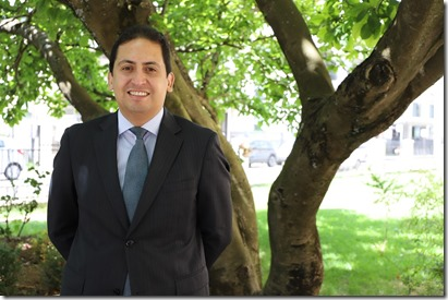 Cristian Larraguibel derecho