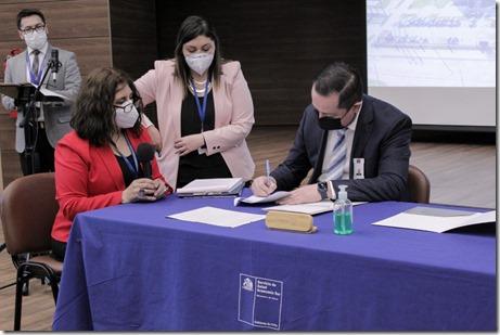 La Autorización Sanitaria incluyó la formalización en el cargo del Director Técnico del CAPLC Dr. Cristian Oyanader