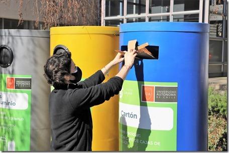 punto verde universidad autonoma